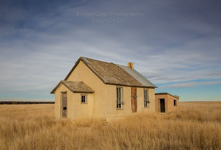Clifford School, Lincoln County, Colorado