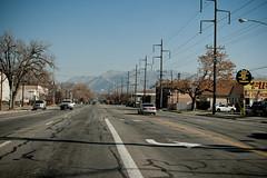 Salt Lake City, UT (fukkle.de • lofi doc photography) Tags: street usa signs mountains utah saltlakecity poles slc fukklede lofidoc