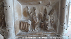 2012 Jul 15 Salle 15c 7-Sacrament font, Mass (dalevreed) Tags: infocus highquality england2012