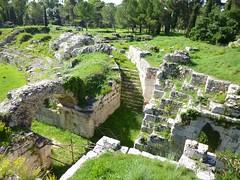 Anfiteatro romano Siracusa 4