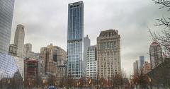 Skyline (kriswoods2322) Tags: city usa newyork skyline modern america buildings cityscape manhatton