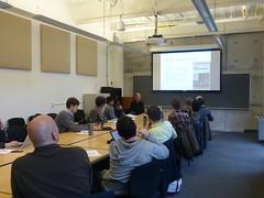 Steve Wright Seminar