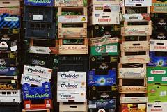 Dopo il mercato (sirio174 (anche su Lomography)) Tags: milan market milano cassette mercato ortofrutta
