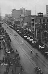 Prohibition Parade in Edmonton, Alberta (Provincial Archives of Alberta) Tags: canada alcohol alberta prohibition temperance