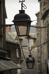 Farolillos (palm z) Tags: france calle farola monte farol sanmiguel farolas francia mont saintmichel farolillo faroles farolillos