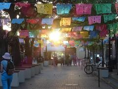Sunset at Market Square (Thurs., 3-31-16) (jamhui) Tags: marketsquare sanantoniotexas sanantoniomercado sanantoniomarketsquare sanantoniosights sanantonioshopping sanantoniomarkets