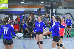 IMG_1511 (SJH Foto) Tags: school girls club high team teens teenager volleyball cheer huddle tweens