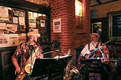 "The Moodswingers at The Beehive <a style=""margin-left:10px; font-size:0.8em;"" href=""http://www.flickr.com/photos/120419788@N08/26789655864/"" target=""_blank"">@flickr</a>"