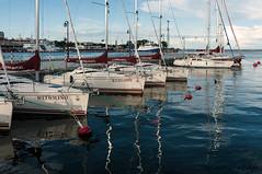 At home (Grzesiek.) Tags: sea boat poland baltic sailingboat morzebatyckie agwka gdynuia