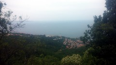 View of Trieste from Opicina (joshjoshjj) Tags: trieste opicina view belvedere carso