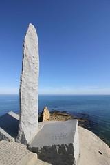 Pointe du Hoc (beaufils.nico) Tags: france plage debarquement bassenormandie cricquevilleenbessin