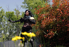 Cosplay (Majorimi) Tags: people color digital canon fun eos costume nice colorful hungary play cosplay character convention con 70d