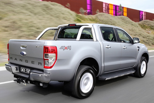 Ford Ranger XLT Double Cab