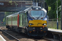 DRS Class 68 004 'Rapid' (D.Morris Photography) Tags: class rapid 004 68 drs