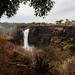 Devil's Cataract - Victoriafälle - Mosi-oa-Tunya-Nationalpark (Donnernder Rauch), Simbabwe  (Nov. 2015)