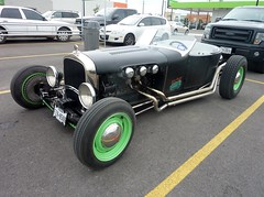 Hot Rod spotted in Texas (daveparker) Tags: hot texas rod