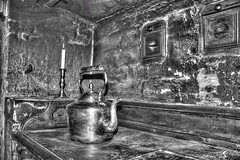 Kettle & candle. (Ian Ramsay Photographics) Tags: candle kettle