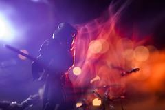 Two Worlds Collide.  139-366 (FadeToBlackLP) Tags: orange canon lights starwars bokeh dramatic atmosphere cinematic drama atmospheric snoot samyang vape twoworldscollide rdta vapeart ledlenserp72 aromamizer ryloken steamcrave