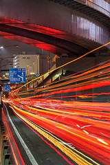 Red Road 8674 (kbaranowski) Tags: longexposure urban japan vertical skyline architecture modern night speed skyscraper outdoors photography tokyo cityscape citylife tranquility nopeople illuminated transportation nippon japaneseculture touristattraction nihon urbanlandscape tokio ontheway lighttrail roadtraffic urbanstreet urbanstreets capitalcities famousplace buildingexterior touristdestination elevatedview elevatedhighways krzysztofbaranowski 2016krzysztofbaranowski