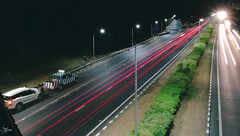 National Expressway 1 (briejeshpatel) Tags: longexposure nightphotography long sony e slowshutter gujarat brijesh kheda nadiad briejeshpatel sonydschx300432150mmf2863 mehmdavad
