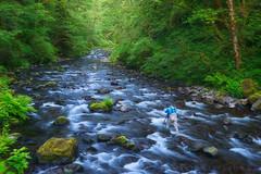 Justin Poe (terenceleezy) Tags: oregon creek pdx multnomahfalls columbiarivergorge justinpoe lancerudge
