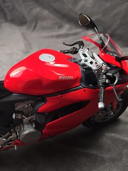 Ducati 1199 PanigaleS (KingJZP) Tags: tamiya ducati iphone 1199 panigales