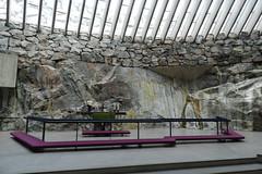 Interior Iglesia Luterana de Temppeliaukio Helsinki Finlandia 05 (Rafael Gomez - http://micamara.es) Tags: de la helsinki interior iglesia roca finlandia luterana temppeliaukio tempeliaukkin