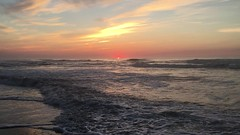 Video of Sunrise on Atlantic Ocean (Greenbackville, VA Garlands) Tags: spectacula sunrise atlantic ocean assateaguebeach va