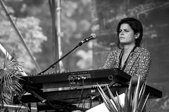 Brigitte 5 (gilles207) Tags: de la concert son instrument fte antony groupe brigitte lumires musique musicien scne bassiste esaai
