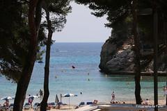 157. Cala Galdana, Menorca. 17-May-16. Ref-D119-P157 (paulfuller128) Tags: travel sun holiday island menorca cala balearic galdana