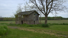 Barn at Indian Fort (rochpaul5) Tags: tree barn farm country barnscape