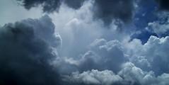(daviddominguez4) Tags: blue sky cloud storm