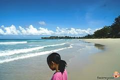 Tanjung Simpang Mengayau Beach, Kudat (fikqriey_94) Tags: beach sabah kudat beachboy sabahan aramaiti cuticutimalaysia tourismmalaysia tanjungsimpangmengayau travelicious sabahtanahairku sabahtanahtumpahnyadarahku proudtobesabahan
