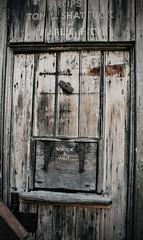 'Wild West' 2 (Yowell Art) Tags: wild west jail morningside edinburgh scotland hidden street