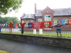 Outstanding (Thomas Kelly 48) Tags: lumix scarecrow panasonic halsall westlancashire fz150 halsallscarecrowfestival