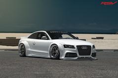 Audi S5 Liberty Walk | RXV
