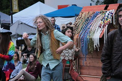 IMG_6268_Dread-head Dancer (sdttds) Tags: friends art students hippies livemusic quad wef ucd ucdavis musicfestival sustainable wholeearthfestival zerowaste