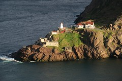 Fort Amherst (deanspic) Tags: newfoundland coast fort east eastcoast fortamherst thenarrows eastcoasttrail g3x nfld2016