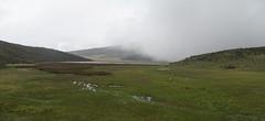 """Le Parc National Cotopaxi: le volcan Cotopaxi recouvert petit à petit par le brouillard <a style=""""margin-left:10px; font-size:0.8em;"""" href=""""http://www.flickr.com/photos/127723101@N04/27409506986/"""" target=""""_blank"""">@flickr</a>"""