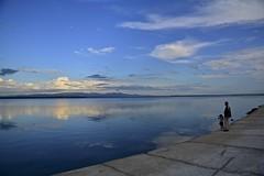 Father and son (Antonio Cinotti ) Tags: sunset sea latinamerica seaside dock nikon tramonto mare cuba cienfuegos d7100 nikon1685 nikond7100