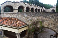 (Eleanna Kounoupa) Tags: architecture mediterranean greece monastery tiles rodos traditionalarchitecture    filerimos dodecaneseislands