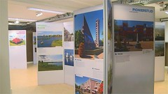 Almere-Iconen-exhibition (durr-architect) Tags: art heritage buildings landscape icons places future monuments almere