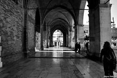 Piacenza (stefanovillanova) Tags: travel blackandwhite bw italy landscape blackwhite nikon land viaggio biancoenero citt viaggiare citt d300s nikond300s
