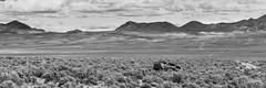 Broke down (joeqc) Tags: county blackandwhite bw black abandoned blancoynegro monochrome canon mono nevada nye nv forgotten 6d greytones ef24105f4l