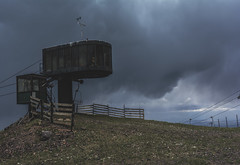 Chairlift (lv_los) Tags: mountain storm clouds utah hiking skiresort chairlift brianhead