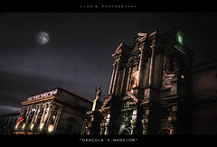 Dracula's Mansion (lifegphotos) Tags: scary horror mansion luxury ps3