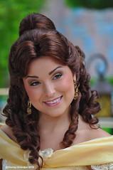 Princess Belle_8597 (Disney-Grandpa) Tags: portrait disneyland disneyprincess princessbelle