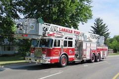 LaSalle Fire Service (Hear and Their) Tags: ontario festival strawberry parade lasalle 2016