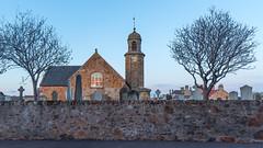 The Elie Parish Church (sandergroffen) Tags: scotland unitedkingdom gb elie