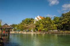 Church be the Cave Pool (tatlmt) Tags: ocean pool southpacific samoa cave tropics upolu